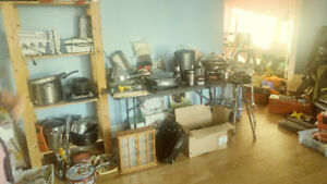 Moving/ Liquidation Sale. Everything has to go!