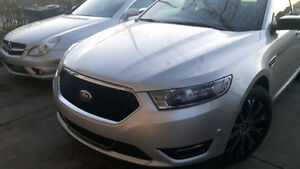 2015 Ford Taurus SHO, Only 12km, Asking $24700