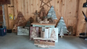Woodcrafters Cottage Christmas Sale