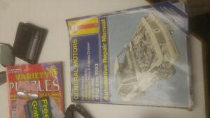 General motors. Haynes manual