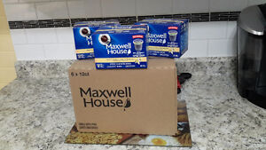 Maxwell house k-cup french valinlla