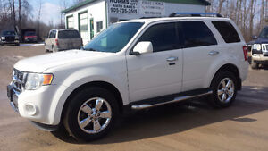 2010 Ford Escape Limited SUV 4x4