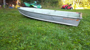 12 ft Starcraft aluminum boat Kawartha Lakes Peterborough Area image 1