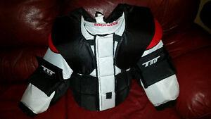 Goalie Chest Protector - SHER-WOOD T90 Junior Sz. Large St. John's Newfoundland image 1