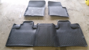 Ford F-150 tapis HUSKY LINERS WEATHER TECH