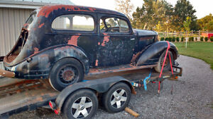 WANTED. Parts for 1935-36 Pontiac / oldsmobile 2dr sedan