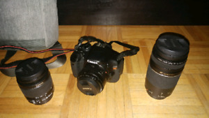 Canon T3i bundle
