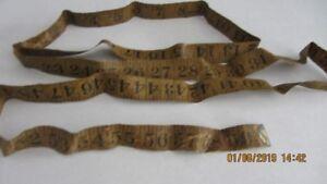 ruban à mesurer (tape) avec gros chiffres
