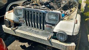 1988 Jeep Autre laredo Camionnette pour pieces