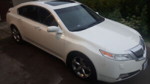 2010 Acura TL w/Tech Pkg Sedan