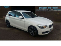 2012 BMW 118 2.0 TD d SPORT 5 DOOR,ONLY 41000 MILES WITH FULL SERVICE HISTORY