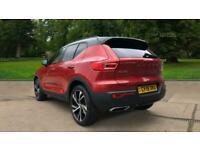 Volvo XC40 T4 R Design Pro AWD Auto Nav 4x4 Petrol Automatic