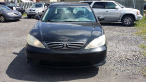 Toyota Camry 2005 4cyl 2.4L
