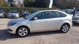 2008 FORD FOCUS 1.6TDCi 110 ZETEC FULL SEERVICE HISTORY MOT JANUARY 2018