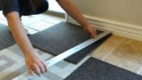 stairs carpets sales and installation Markham