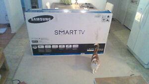 TV SAMSUNG 75 POUCES NEUVE DANS LA BOÎTE!!!!! 2000$ PAYÉ 4000$