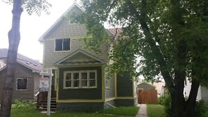 Recently Renovated Three Bedroom Home for Rent in St Boniface