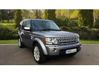 2012 Land Rover Discovery 3.0 SDV6 255 HSE 5dr Automatic Diesel 4x4