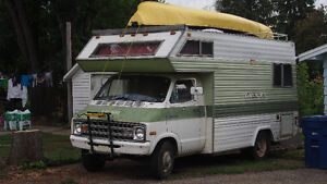 1974 Motor Home in Rosthern