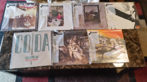 86 Vinyl Records (Zepplin, Floyd, Halen, Cooper, Styx, etc.)