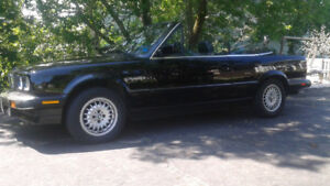 1988 BMW E30 325iC Convertible Reduced