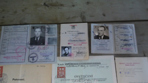 Gros lot document all ww2 militaria militaire military