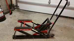 Motorcycle / ATV Jack, 1500 lbs. $85
