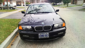 BMW 328i for SALE! LOW KMS! Manual!