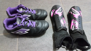 Soccer Cleats  youth size 3