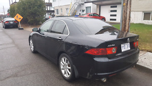 Acura tsx 2006 - 6000 firm