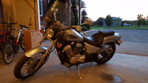 For sale or trade - 2007 Honda Shadow VLX 600