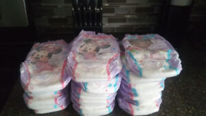 30 girls pull ups size 4t/5t