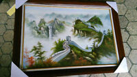 ***Various Real Oil Painting Framed $29-$229***