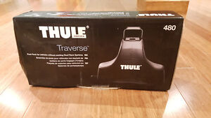 THULE foot pack Traverse 480 et fit Kit 1239 Mitsubishi Lancer
