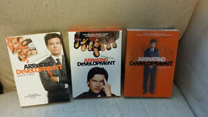 Arrested Development - Seasons 1, 2 and 3