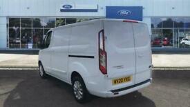 2020 Ford Transit Custom 300 L1 Diesel Fwd 2.0 EcoBlue 130ps Low Roof Limited Va