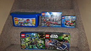Unopened brand new in box lego