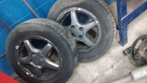 """Acura mags 14"""" 4x100"""