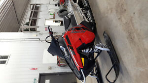 sled -2015 Polaris RMK 155