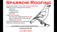Sparrow Roofing