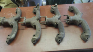Chevy exhaust manifolds