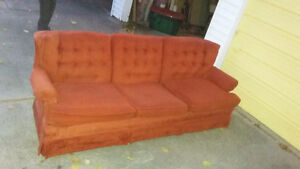 Couch and chair Windsor Region Ontario image 3