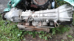 4x4  transmission  automatic  from  2007 ranger