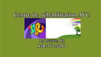 Coordonnateur des activités au Centre de réhabilitation AVC
