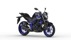 2018 YAMAHA MT 03 ABS A2 LICENCE NOW WITH 6.4% APR FINANCE 99 DEPOSIT ONLY