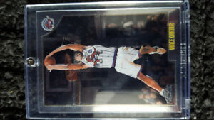 Vince Carter Topps Chrome rookie card