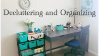 Decluttering & Organizing