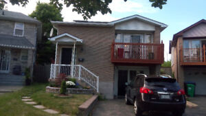 Three Rooms for rent near  Sheridan College from August 01 2018.
