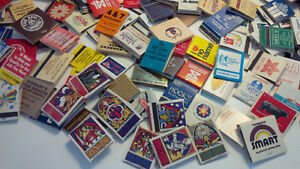 Hundreds of Matchbooks Match Books Matches Kitchener / Waterloo Kitchener Area image 2