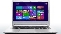 "Lenovo IdeaPad S415 14"" Touchscreen Laptop - Silver - refurbish"